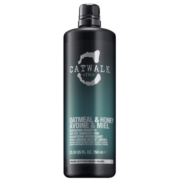 Tigi Catwalk Champú Oatmeal & Honey 750ml