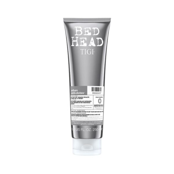 Tigi Bed Head Champú Urban Anti+Dotes Level 0 Reboot 250ml