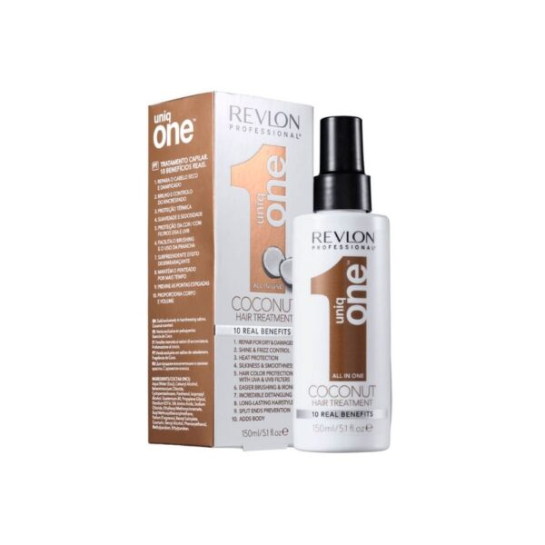 Revlon Uniq One Tratamiento Coconut 150ml