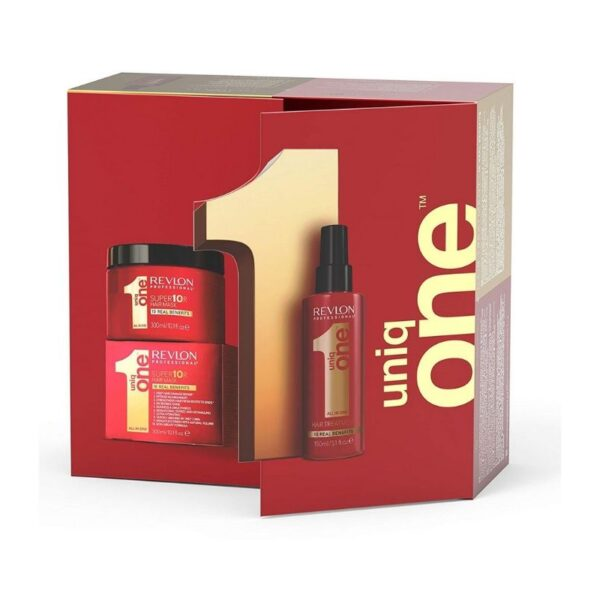 Revlon Uniq One Pack Tratamiento 150ml + Mascarilla 300ml