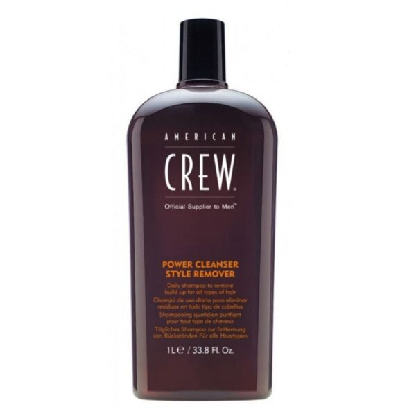American Crew Power Cleanser Style Remover Daily Champú 1000ml