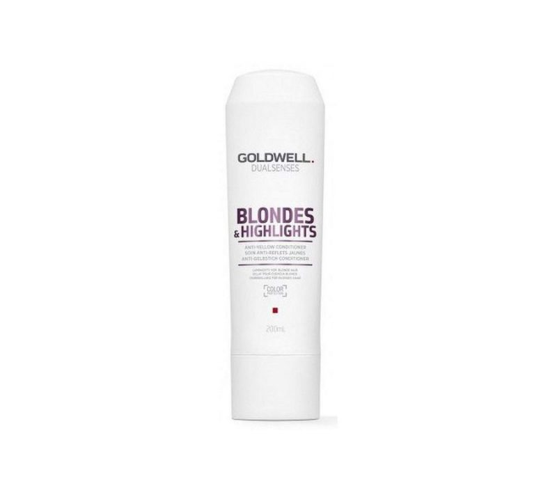 Goldwell Dualsenses Blondes & Highlights acondicionador 200ml