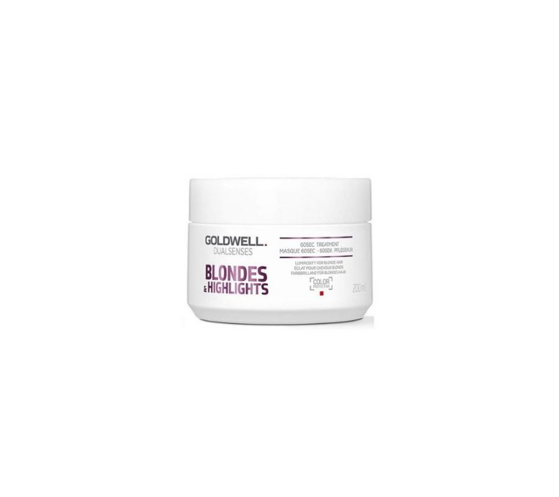 Goldwell Dualsenses Blondes & Highlights Mascarilla 200ml