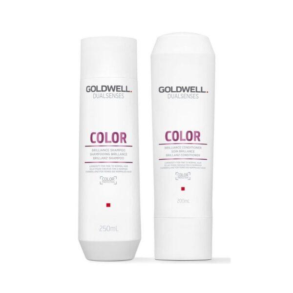 Goldwell Dualsenses Color Champú 250ml + Acondicionador 200ml