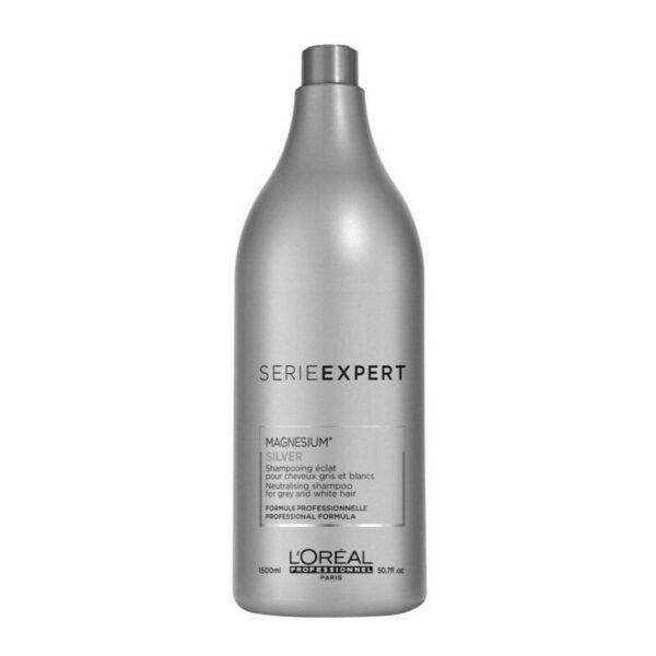 L´Oreal Serie Expert Champú Magnesium Silver 1500ml