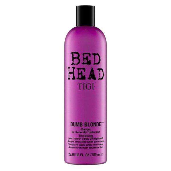 Tigi Bed Head Dumb Blonde Champú 750ml +Acondicionador 750ml