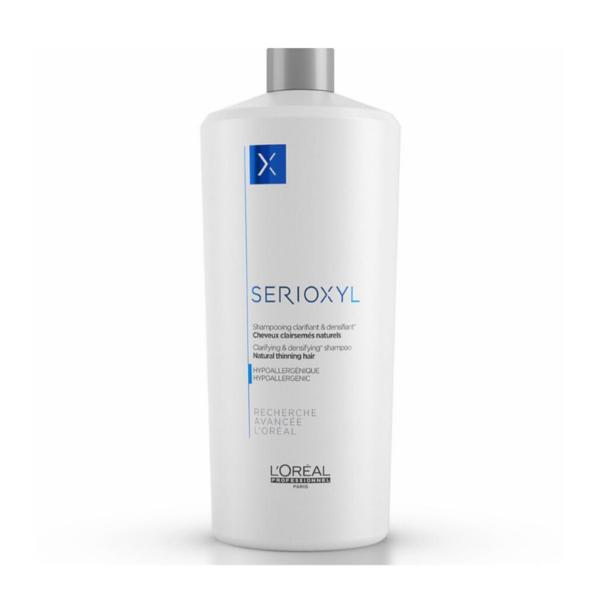 L'oreal Serioxyl Champú Natural Thinning Hair 1000ml