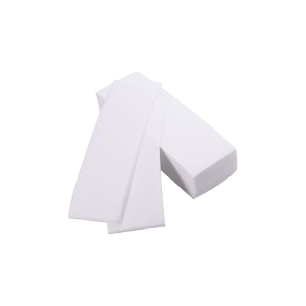 Bandas de Papel para Depilación con Cera 1 Paquete (100 Unidades)