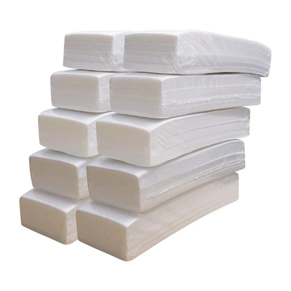 Bandas de Papel para Depilación con Cera 10 Paquetes (1000 Unidades)