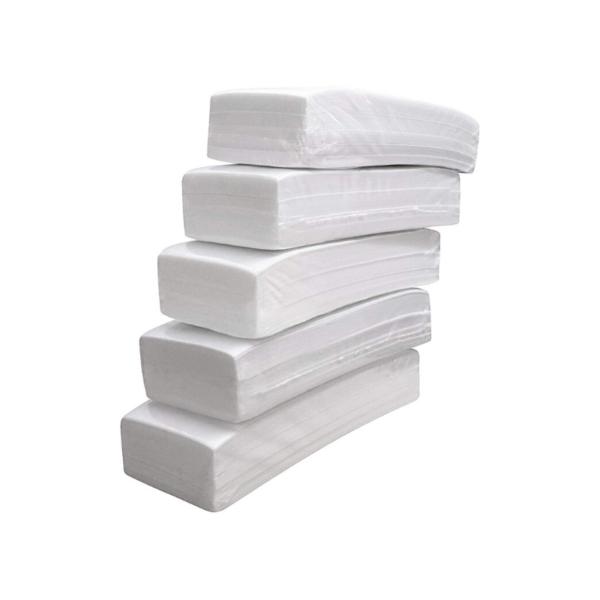 Bandas de Papel para Depilación con Cera 5 Paquetes (500 Unidades)