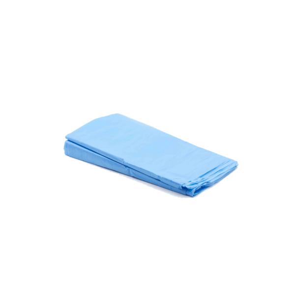 Capa Para Tinte En Bolsa 100 unidades Color Azul