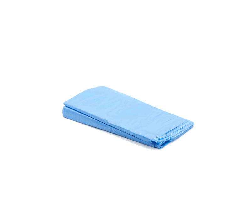 KC Capas Para Tintes Con Estuche Dispensador 50unidades Color Azul 2