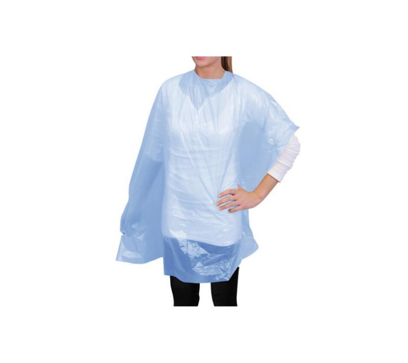 KC Capas Para Tintes Con Estuche Dispensador 50unidades Color Azul