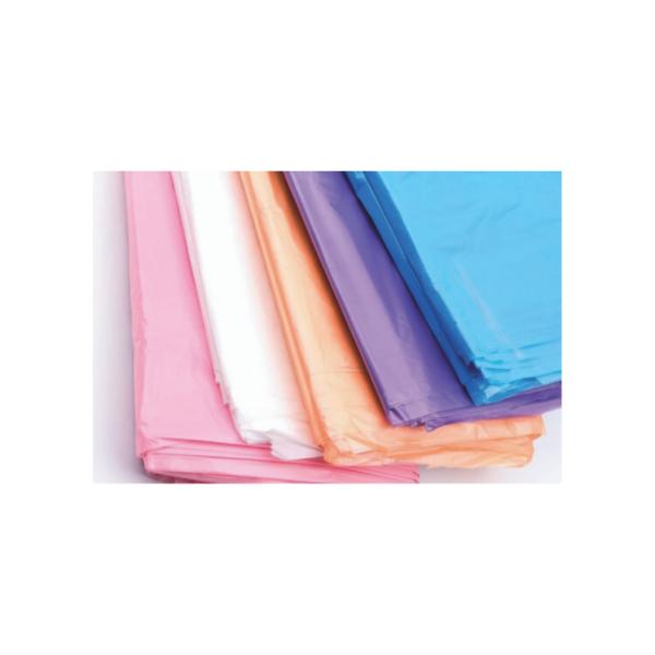 Capa Para Tinte En Bolsa 30 unidades Color Blanco