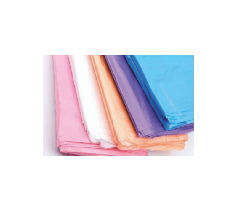 KC Capas Para Tintes Con Estuche Dispensador 50unidades Color Rosa 1