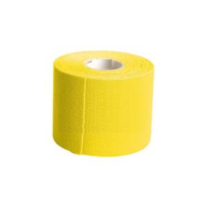 KC Cinta Kinesiología Tape 5cm X 5m Cinta Muscular 1 Unidad Amarillo