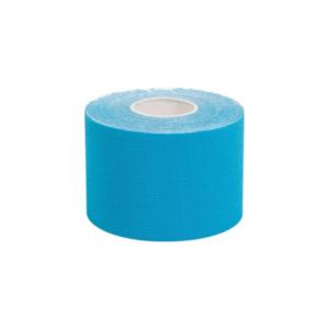 KC Cinta Kinesiología Tape 5cm X 5m Cinta Muscular 1 Unidad Azul
