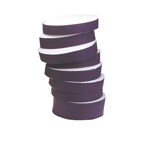 Discos de algodón 1kg 9 rollos