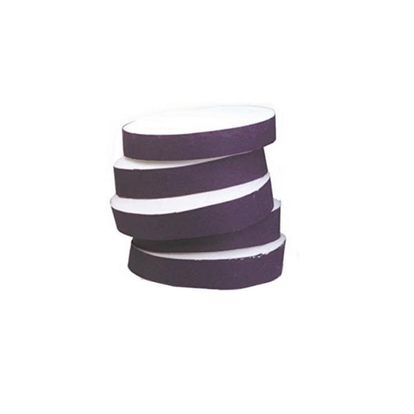 Discos de algodón 550gr 5 rollos