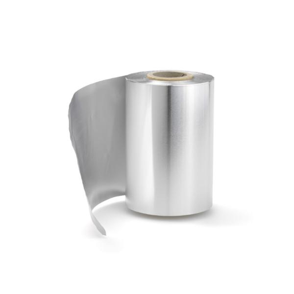 Rollo De Papel Aluminio Para Mechas 12cm x 70 Mts (Plata)