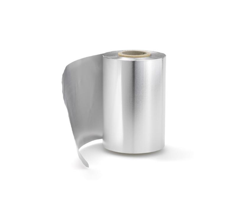 KC Rollo De Papel Aluminio Para Mechas 12cm x 70 Mts (Plata) 2
