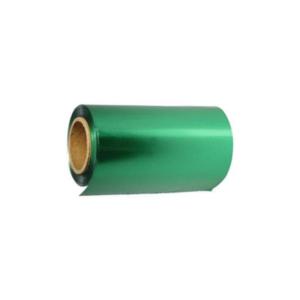 KC Rollo De Papel Aluminio Para Mechas 12cm x 70 Mts Verde 1 1