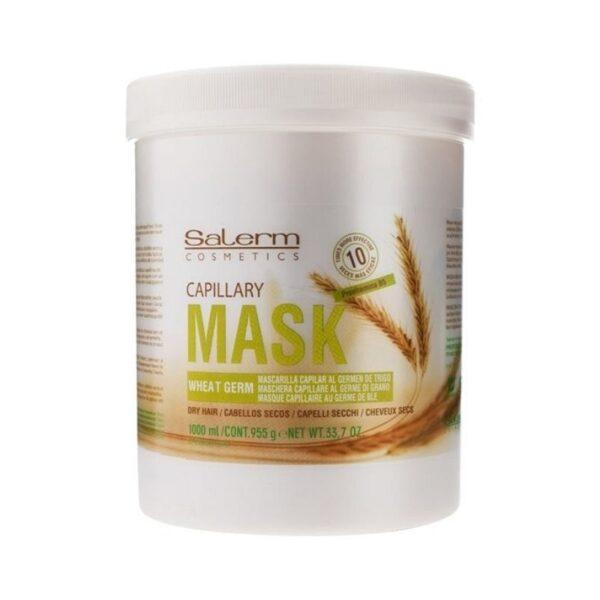 Salerm Cosmetics Mascarilla Capilar Germen De Trigo 1000ml