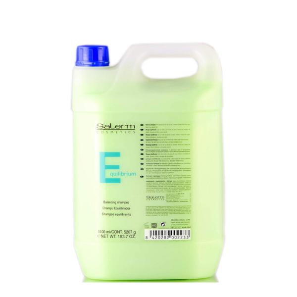 Salerm Pack Equilibrante Champú 5100ml + Salerm 21 Silk Protein 1000ml