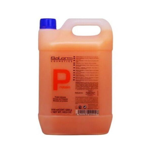 Salerm Pack Proteinas Champú Proteínas 5100ml + Salerm 21 Silk Protein 1000ml