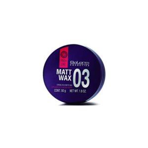 KC Salerm Pro Line Matt Wax 3 Cera Mate De Fijacion Fuerte 50gr