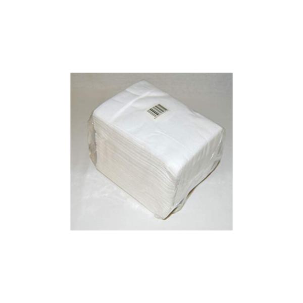 Toallas Manicura Spun-Lace Blancas 30×40 100 Unidades