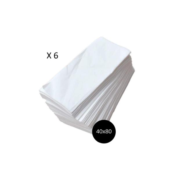 Toallas de Celulosa 40×80 600 Unidades