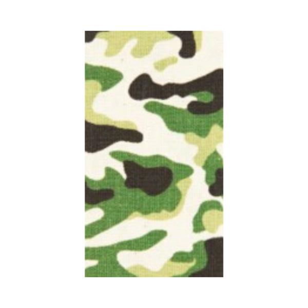 Cinta Kinesiología Bb-Tape 5cm X 5m Venda Neuromuscular (Camuflaje Verde)