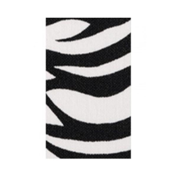 Cinta Kinesiología Bb-Tape 5cm X 5m Venda Neuromuscular (Cebra)