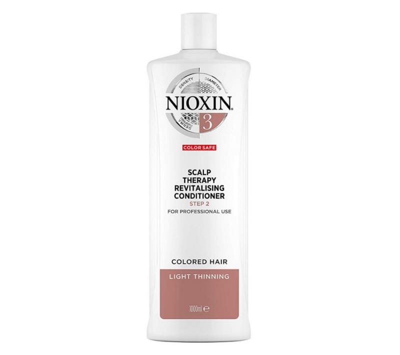 Nioxin Sistema 3 Acondicionador Color Save Debilitamiento Medio 1000ml