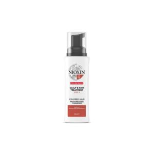 Nioxin Sistema 4 Tratamiento Color Save Debilitamiento Avanzado 100ml