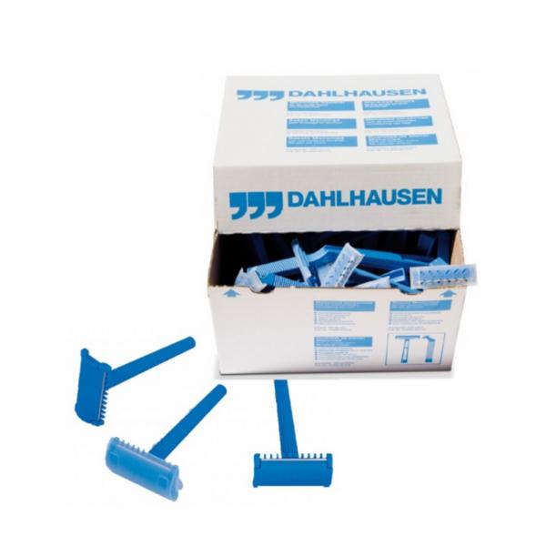 Rasuradoras desechables Dahlhausen 100 unidades