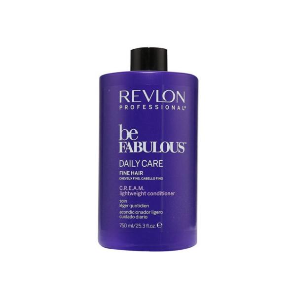 Revlon Be Fabulous Texture Daily Care Cabello Fino Acondicionador 750ml
