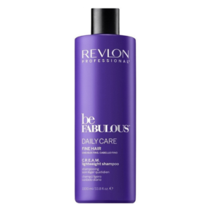 Revlon Be Fabulous Texture Daily Care Cabello Fino Champú 1000ml