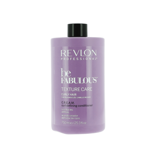 Revlon Professional Be Fabulous Texture Care Curly Hair Acondicionador 750ml