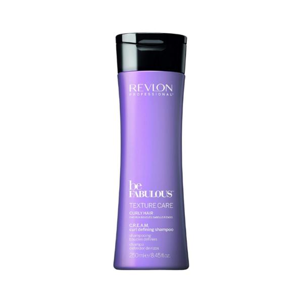 Revlon Professional Be Fabulous Texture Care Curly Hair Champú 250ml