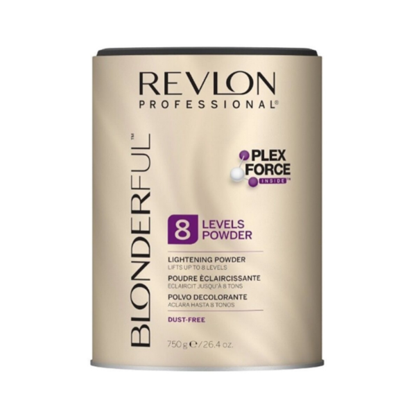 Revlon Professional Blonderful 8 Levels Powder Polvo Decolorante 750gr