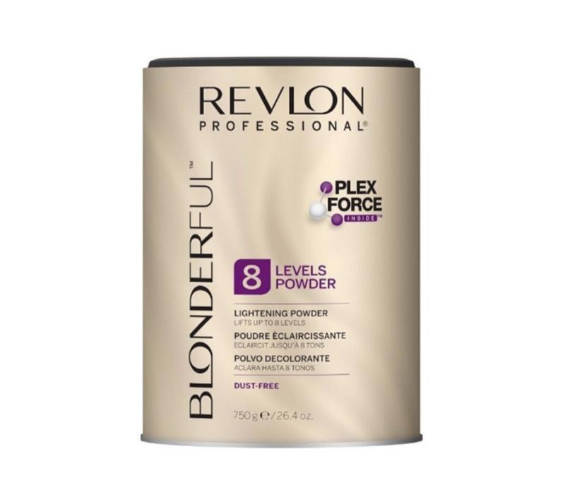Revlon Professional Blonderful 8 Levels Powder Polvo Decolorante 750gr