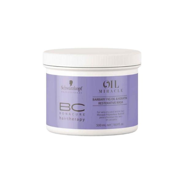Schwarzkopf Professional Bc Bonacure Oil Miracle Barbary Fig Oil Mascarilla 500ml