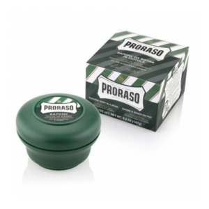 Proraso Green Shaving Soap In A Bowl 150ml