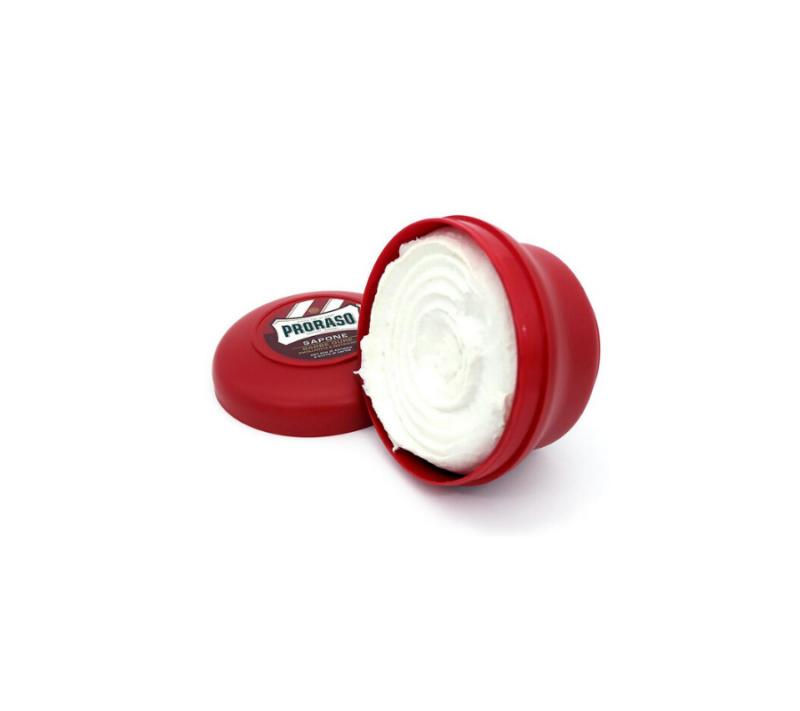 Proraso Red Shaving Soap In A Bowl 150ml