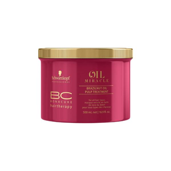 Schwarzkopf Professional Bc Oil Miracle Brazilnut Oil In Mascarilla 500ml