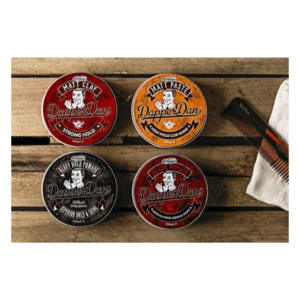 Dapper Dan Matt Paste High Hold Low Shine 100ml
