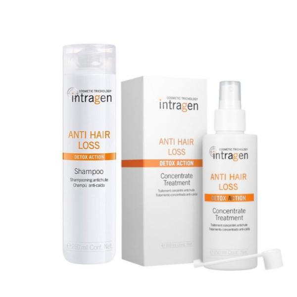 Intragen Anti Hair Loss Champú 250ml + Tratamiento 150ml