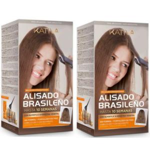 Kativa Alisado Brasileño Tratamiento 2 X 225ml
